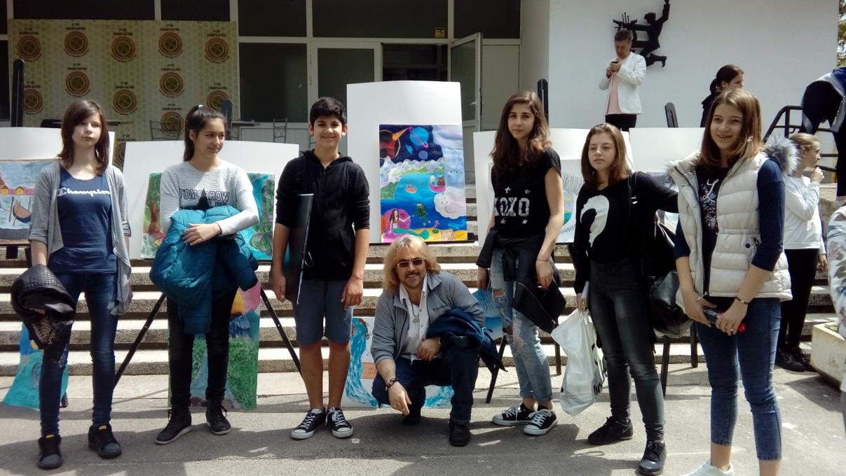 Нашите художници - таланти