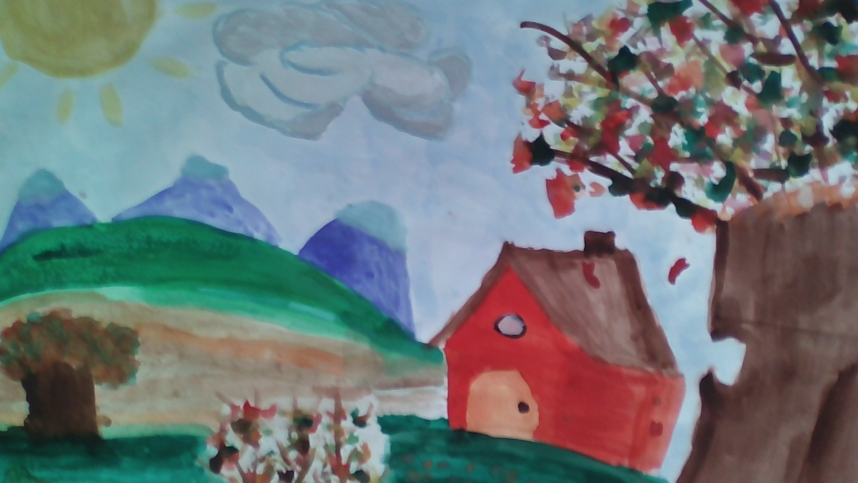 Рисувам и творя