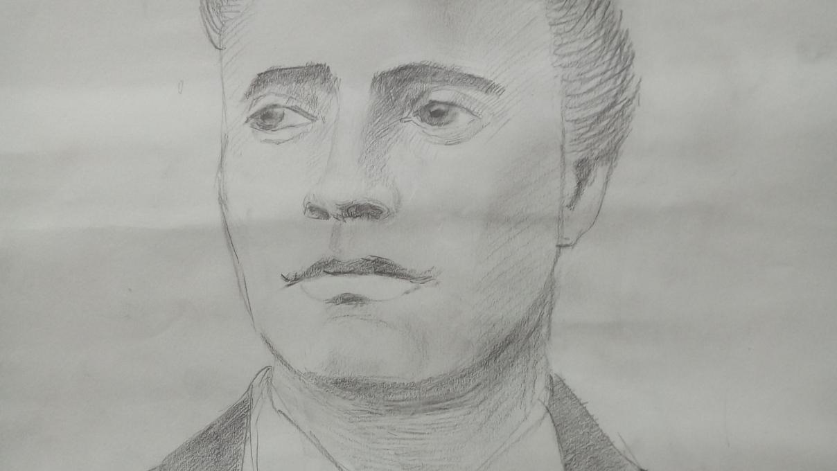 Портрети на Левски