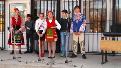 Стихотворение на руски-група на г-жа Йотова