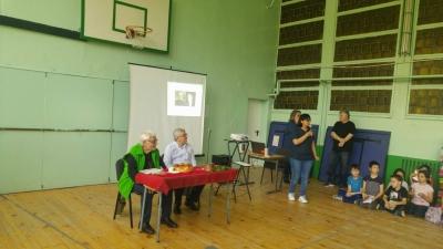 Среща с поета Недялко Йорданов