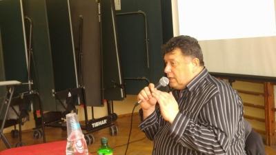 Среща с Петър Даскалов